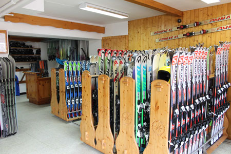 location de ski Valloire chez La Ruade